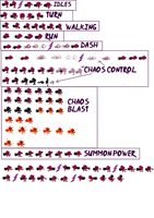 Devil Shadow Sprites by darksonic55