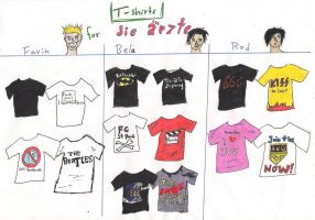 T-shirts for Die aerzte! by Jaquina