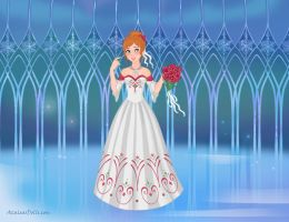 Anna's Big Day by M-Mannering