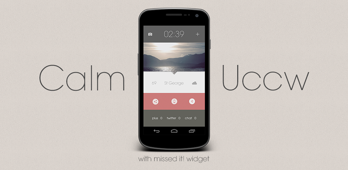 Into the Calm Uccw Skins by AlexJMiller