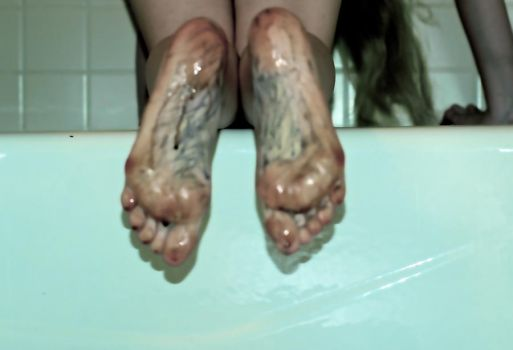 Dirty Soles Request by Blink-719
