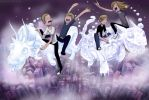 Imagine Dragons by Chocoreaper