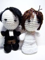 Pride and Prejudice Dolls by Nissie