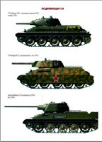t-34 modifications by TheDesertFox1991