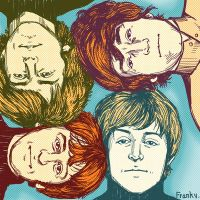 The Beatles by Franky-p