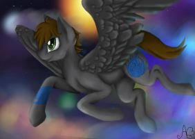 Like A Comet (Gift For CometFire1990) by Alissa1010