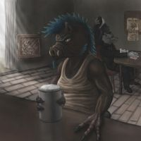 I give up by Theocrata