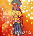 Lenora by Pokefreak01