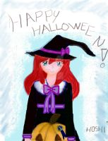 Happy Halloween 2013 by HoshiBlue21