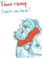 FMA Omake's are back! by roolph