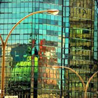 MontrealReflected01 by horstdesign