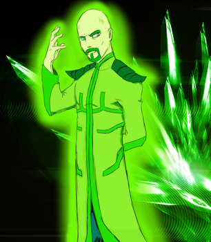 Commander Tiberium: The False Brother by ScrapstheFool