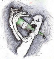 The Alcoholic by SSuicide