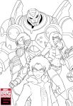 Marvel's Big Hero 6 by iANAR