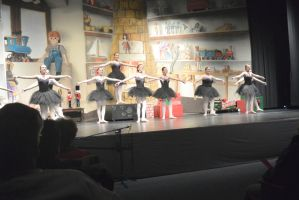 Dance Company Christmas Show,Ballet for Christmas by Miss-Tbones