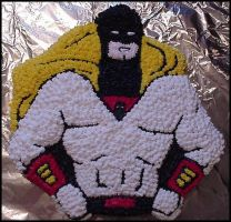 Space Ghost Cake by Ranasp