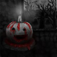 Scary Pumpkin by Lerimpresa
