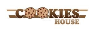cookies house logo by AleksandarN