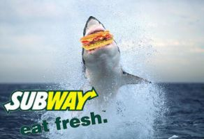Subway Shark Jared by xXCompanion-CubeXx