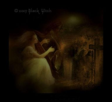 Graveyard Melody by B1ackWitch