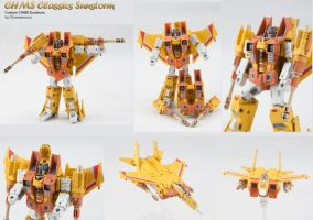 Custom Classics CHMS Sunstorm by chonosmoon