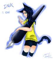 Ink by Siveryyao