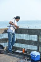 Fishing On the Pier 6 by Miss-Tbones