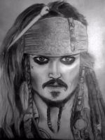 Captain sparrow by Sushix22