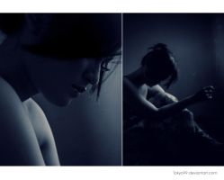 midnight blue by Imam-Santoso