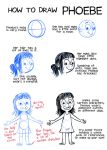 How to draw Phoebe by Pedantia