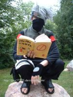 Kakashi cosplay by Jynx17170