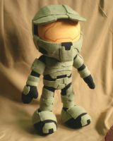 Master Chief - Halo by OrderlyInsanity