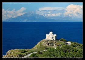 Holly Mount Athos by LemnosExplorer