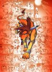 Red XIII Tribute by ObstinateMelon