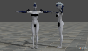 Killer Frost mod by ranwolf-nudes
