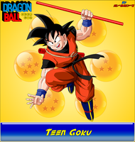 DB-Teen_Goku by el-maky-z
