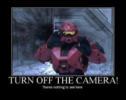Turn Off The Camera by ODST-Training