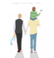 Pride - 26th June 2015 by Hannah-Little