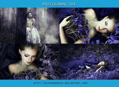 [ 104 ] PSD COLORING by Diaphanerose