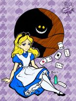 Alice in Wonderland by Tygerlander