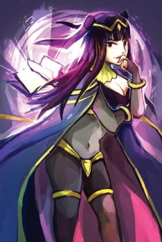 tharja by ohmonah