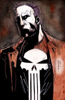 Punisher V 2.0 by StevenWilcox
