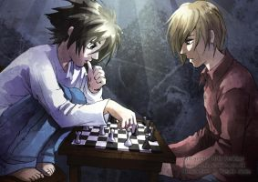 Chess by tifachan