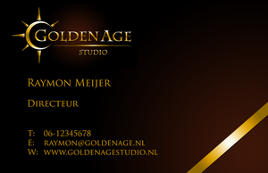 Company Businesscard by Djendo