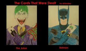 The Card That Was Dealt feat. Joker-Batman (test) by dhbraley