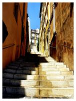 Lanes of Marseille by FeAnoRFiNwE