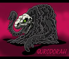 Qurodorah the Tar-Pit Demon by Enshohma