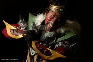 Draven the Glorious Executioner 3 by ShinrajunkieCosplay