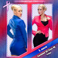 Divas Pack Png - Lana by KellyKellyBoy