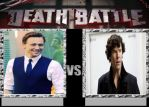 Tom Hiddleston vs Benedict Cumerbatch Death Battle by Winged--Maned--Wolf